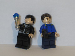 Sonic What? (Traveller in the fourth and fifth dimensions) Tags: chris john jack child lego who empty christopher 9 sonic doctor captain ninth screwdriver harkness ecclestone barrowman