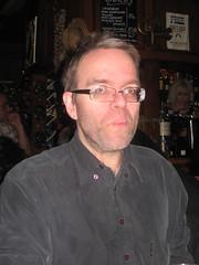 Chris (hatapota) Tags: leavingdrinks chrispaton craichouse ncvoit