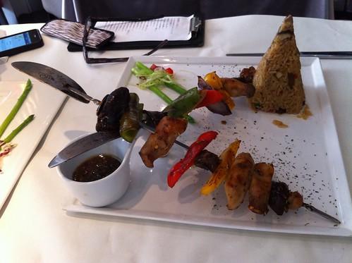 野菇甜椒串