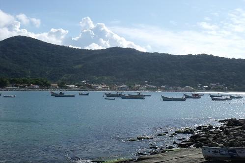 Armação do Pantano do Sul - Florianópolis