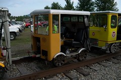 100_3301 (primemover88) Tags: speeder railcar excursion narcoa elkins wv west virginia durbin greenbrier valley railroad