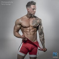NFM Sam Watt (TerryGeorge.) Tags: natural fitness models abs six pack toned athletic shirtless hunk ripped terry george love island steve ball sam watt chris court leeds