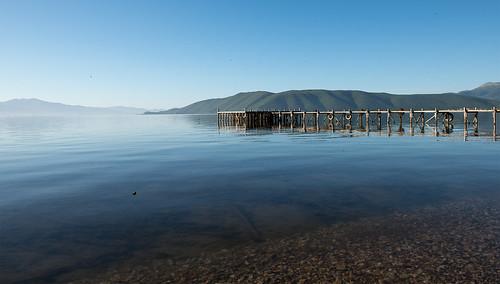 Prespa beach, Macedonia ©  Andrey