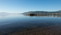 Prespa beach, Macedonia (akk_rus) Tags: 2470 28 nikkor nikkor247028 nikon d800 nikond800 prespa lake macedonia македония преспа озеро преспанско езеро преспанскоезеро prespasee macédoine mazedonien μακεδονια