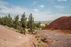 Painted Hills (Jesse Maack) Tags: paintedhills johnday lightroom sony sonya58 travels oregon