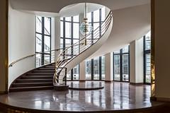 (ilConte) Tags: berlino berlin germany germania deutschland architettura architecture architektur scale stairs treppe kreuzberg