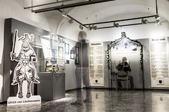 Arbeitskoffer zu den Steirischen Literaturpfaden des Mittelalters 3D