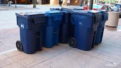 BFI Trash Carts (TheTransitCamera) Tags: classic trash otto carts