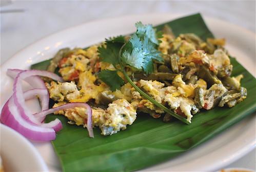 huevos con nopales