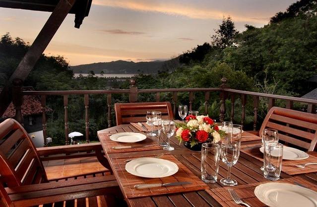 Patong Hill Phuket Luxury Villa Rentals - Thailand Holidays 2011