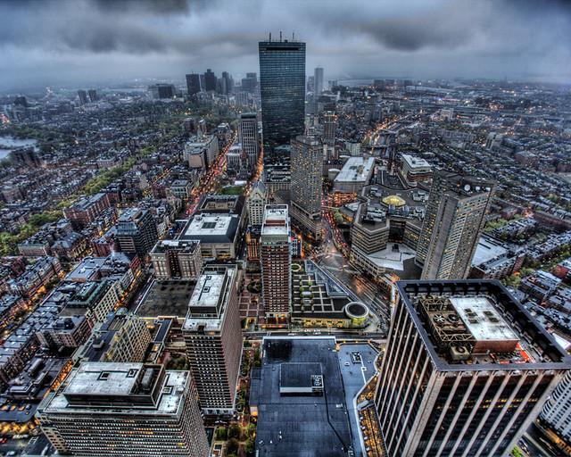 Boston Above