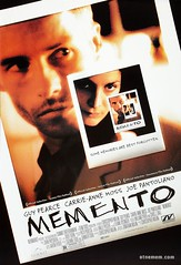 Memento - movie poster