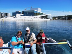 Summer boating on the Oslo Fjord #12