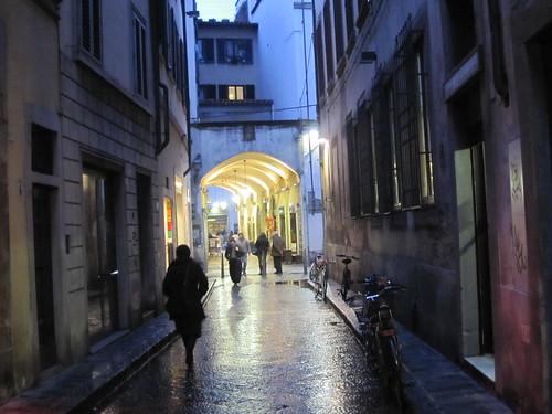 Calles de Florencia Foto 2