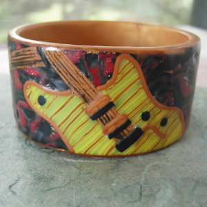 Rock & Roll Bangle