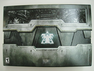 Starcraft 2 - Wings Of Liberty - Collector's Edition