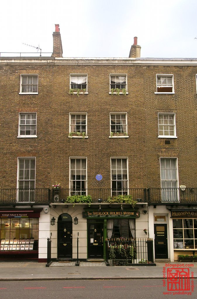 221 Baker Street Pano