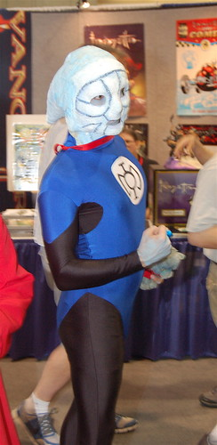 Comic Con 2010: Saint Walker