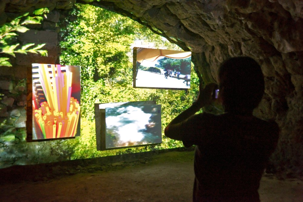 Shadows in the cave, New Media Art Exhibit