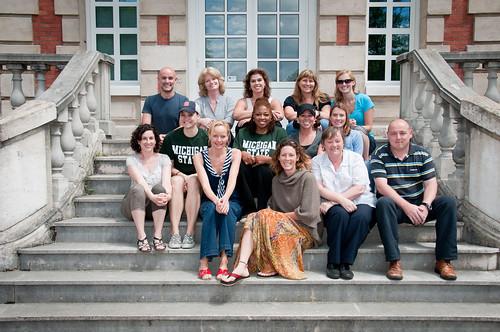 summer 2010  class