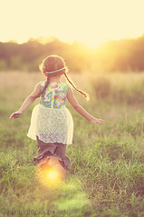 Free (lilpuddlejumpers) Tags: sunset summer sunlight love beauty field golden nikon toddler warm heart jane feel free 85mm matilda d300