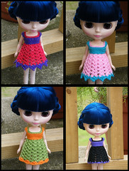 Blythe Crocheted dress ^^