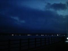 富士五湖最後は、山中湖