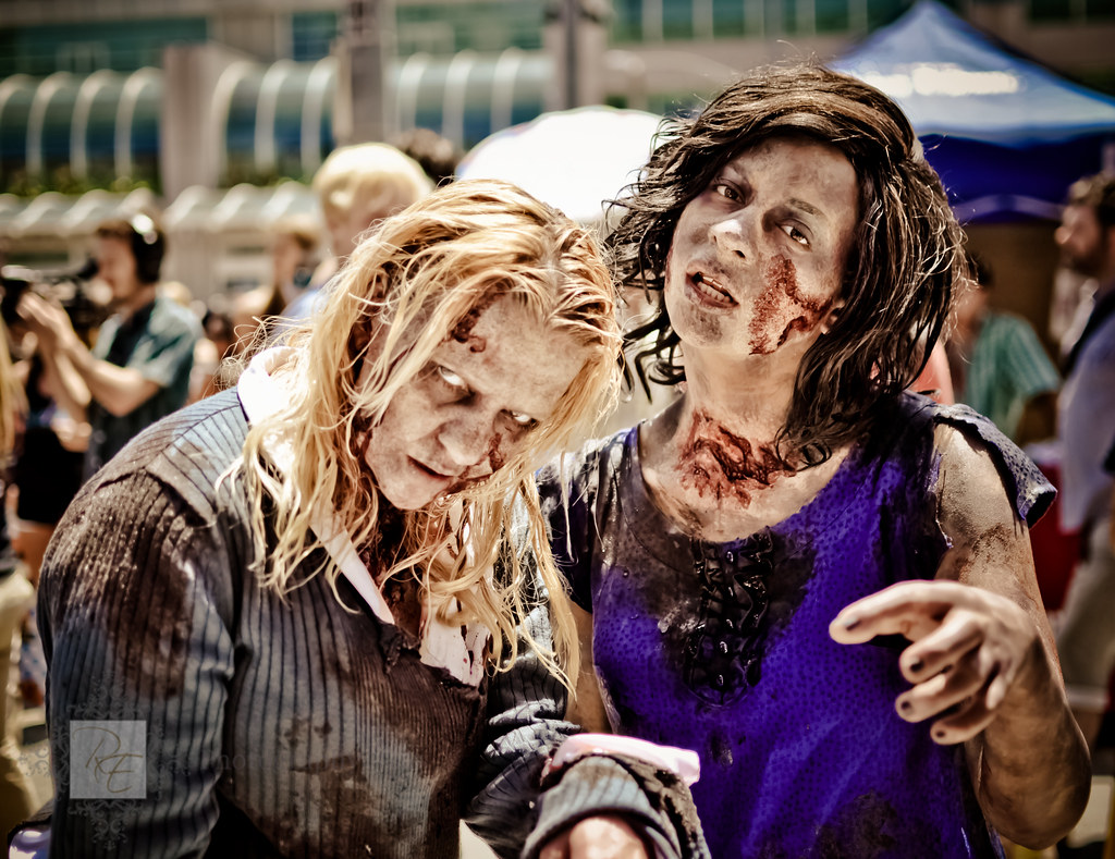 The Walking Dead ~ Film Promotion at San Diego Comic Con 2010