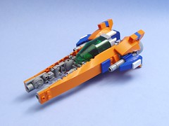 OC-15a Salamander (peterlmorris) Tags: light toy fighter lego pirate moc starfighter foitsop ortegaclan stevespurriermightbeevilbuthewonalotofgames ididnotattendtheuniversityofflorida