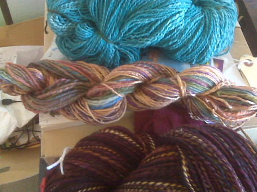 My TdF Navajo-plied successes