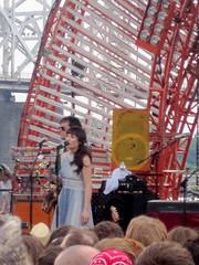 She & Him (MaxBlau) Tags: festival louisville flaminglips forcastle