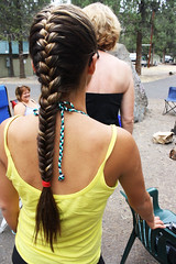 214|200 (Sheeeeeeelby) Tags: camping summer yellow french joseph princess native dom indian highlights braid cheif umatilla
