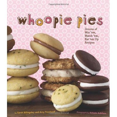 (WISHLIST) whoopie pies book