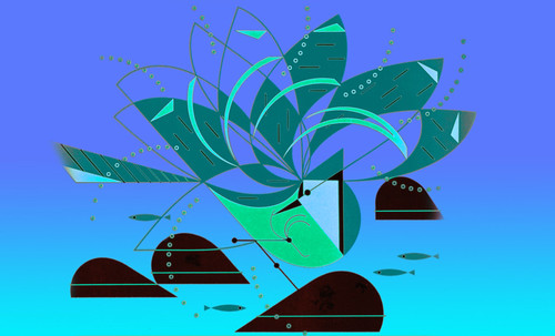 "Charley Harper • <a style=""font-size:0.8em;"" href=""https://www.flickr.com/photos/30735181@N00/4848330682/"" target=""_blank"">View on Flickr</a>"