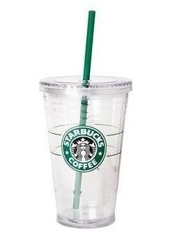 Starbucks Frappe Tumbler