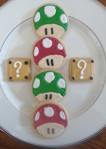 Super Mario Brothers Toad