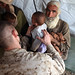Marines and sailors aid Afghans