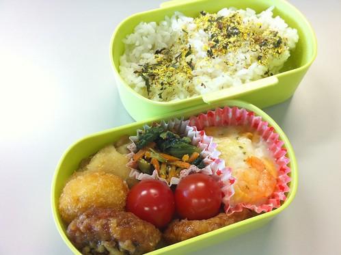 今日のお弁当 No.7 – ふんわりたまご
