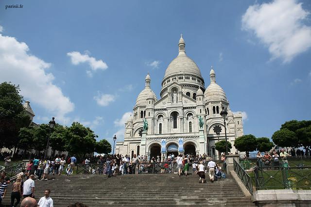 Sacré Cœur de Paris