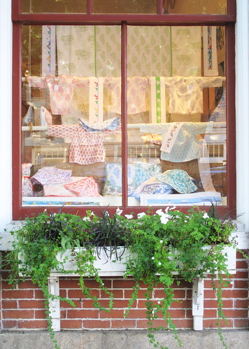 kids' boutique, Nantucket