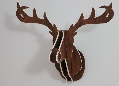 Oh deer! head