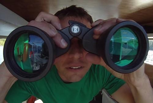 Binocular Eyes!