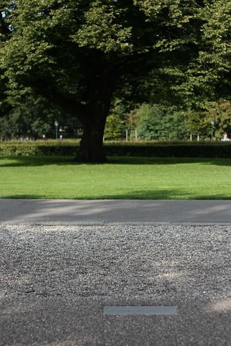 Monumentale bomem - Den Haag