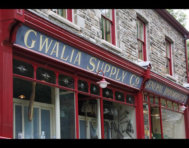 Gwalia Stores