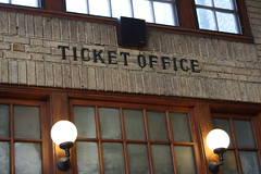 Speaking of tickets