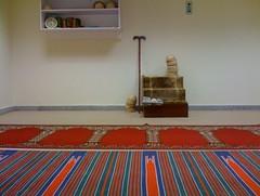 Hyderabad Airport Mosque (bigtpics) Tags: new airport muslim islam prayer gandhi hyderabad mosques quran rajiv masjids