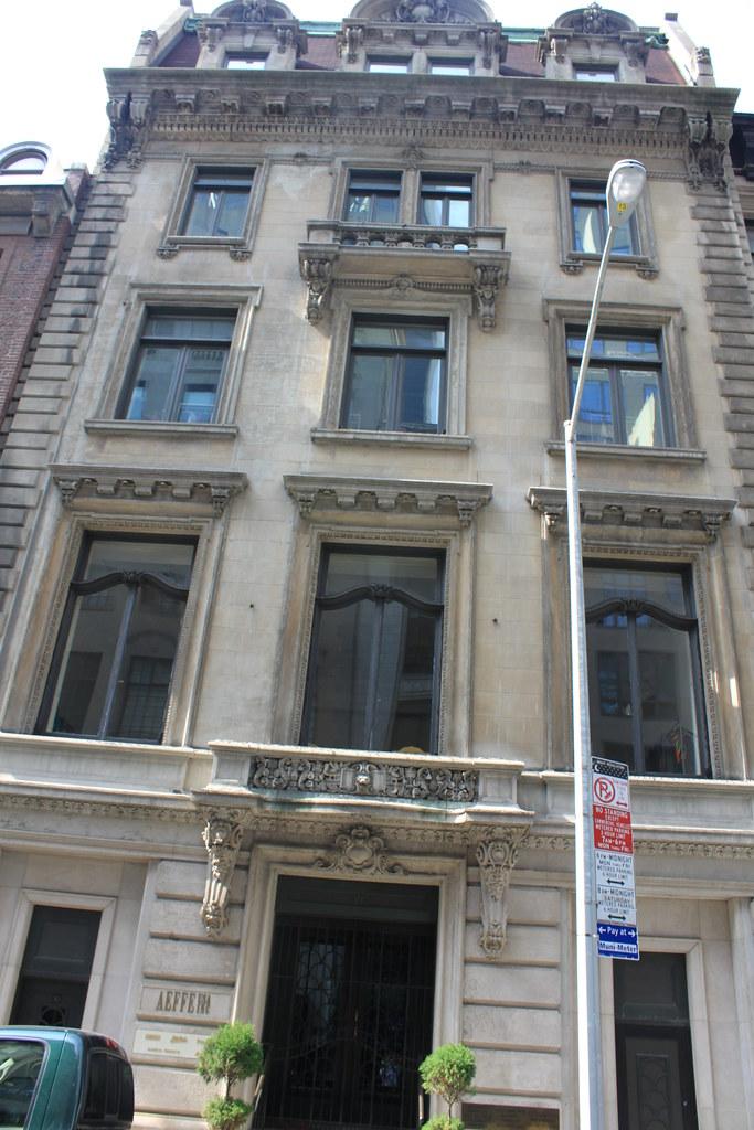 Henry Seligman Residence