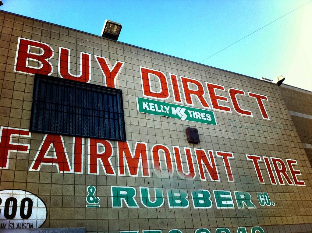 Fairmount Tires