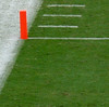 Goal Marker Florida Field Green Turf Gators