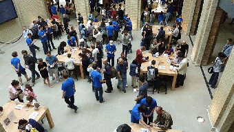 Apple Store - Covent Garden - Atrium